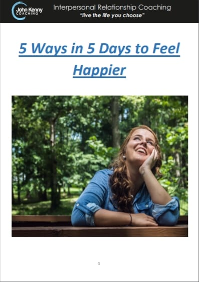 5 Ways in 5 Days to Feel Happier