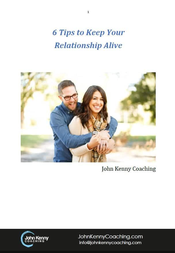 6 Tips to Keep Your Relationship Alive - Man and Woman laughing and embrasing.