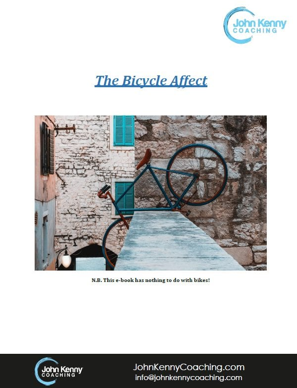 The Bicycle Affect